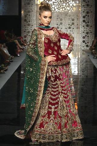 Bridal collection by Manish Malhotra  Bridal wear by manish malhotra ...
