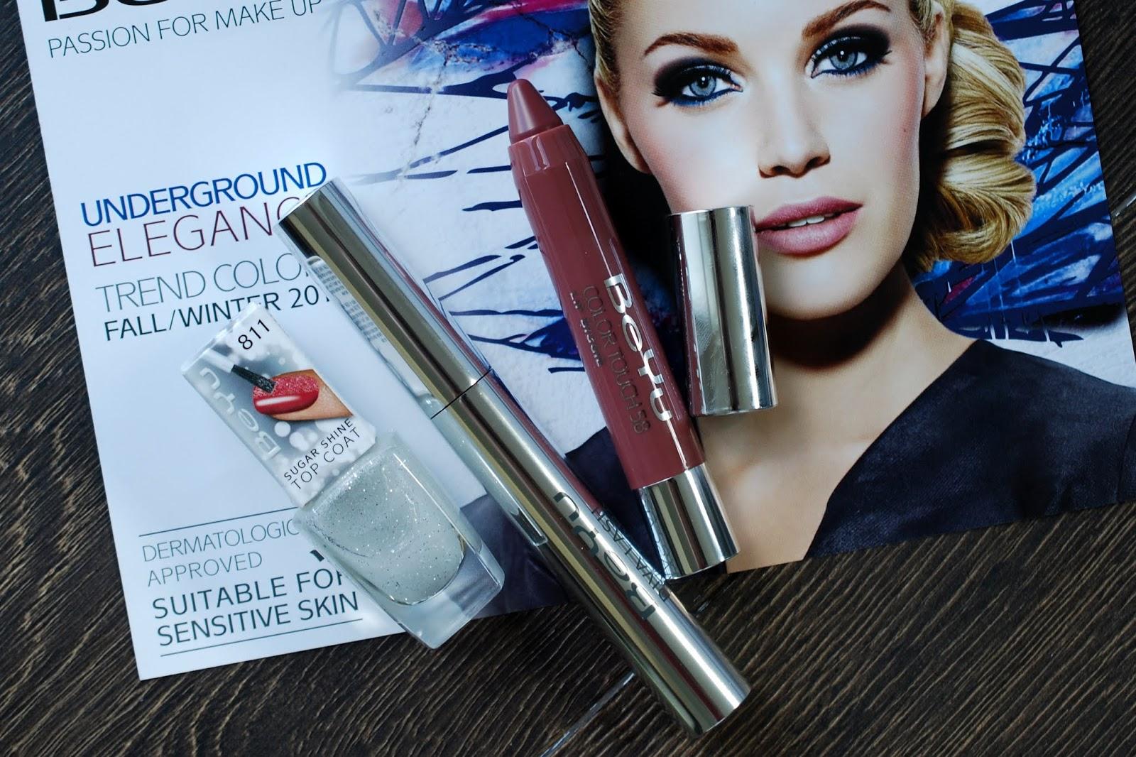 Beauty News BeYu Underground Elegance Trend Colors Fall / Winter 2014