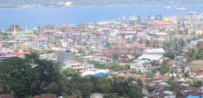Pembangunan jalan layang (Fly Over) di Jl. Jenderal Sudirman, desa Batumerah, kecamatan Sirimau, kota Ambon sepanjang 420 meter ditangguhkan realisasinya pada tahun anggaran 2017.