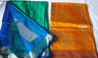 Kanchivaram Silk Saree-The Chennai Silks-Prakash Silk Sarees