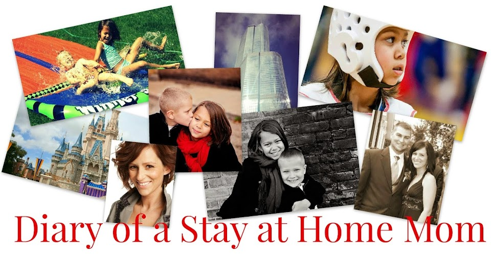 Stay at Home Mom Blog Craft Diary of a Stay at Home Mom