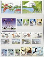 Colección Sellos Aves del Mundo