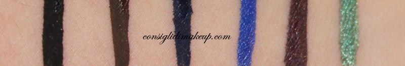 pupa vamp eyeliner recensione swatch