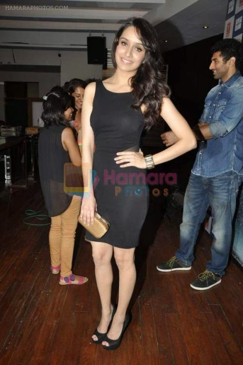 Shraddha Kapoor at Aashiqui 2 success bash in Escobar