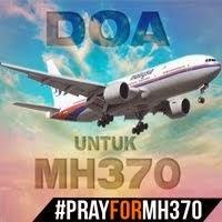 Doa Untuk MH370..