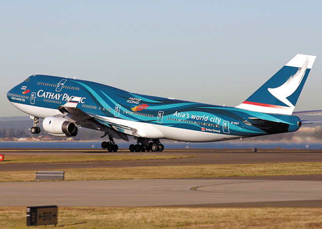 Vé máy bay đi Hong Kong giá rẻ chỉ 130 USD khởi hành từ Hà Nội