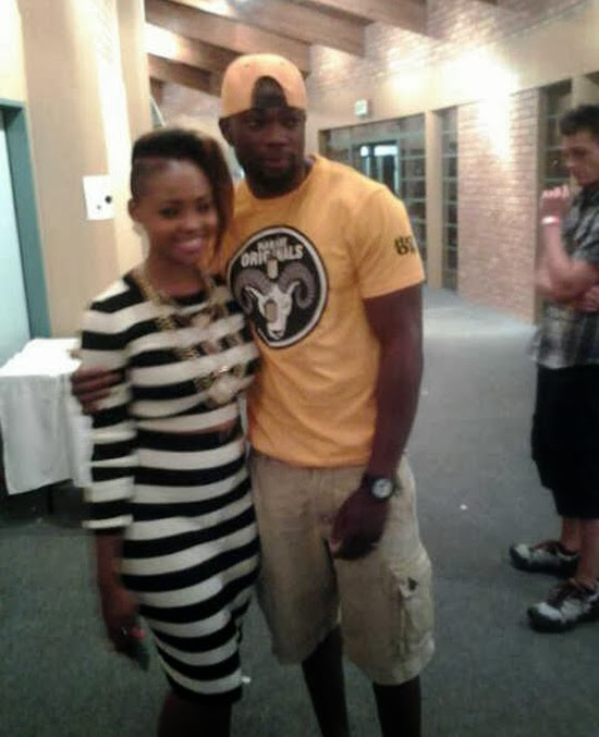 Match made in BBA The Chase. They are still going strong Check out