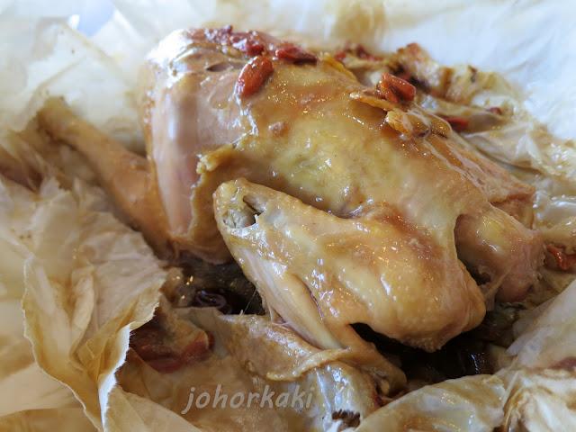 Paper-Baked-Chicken-Johor