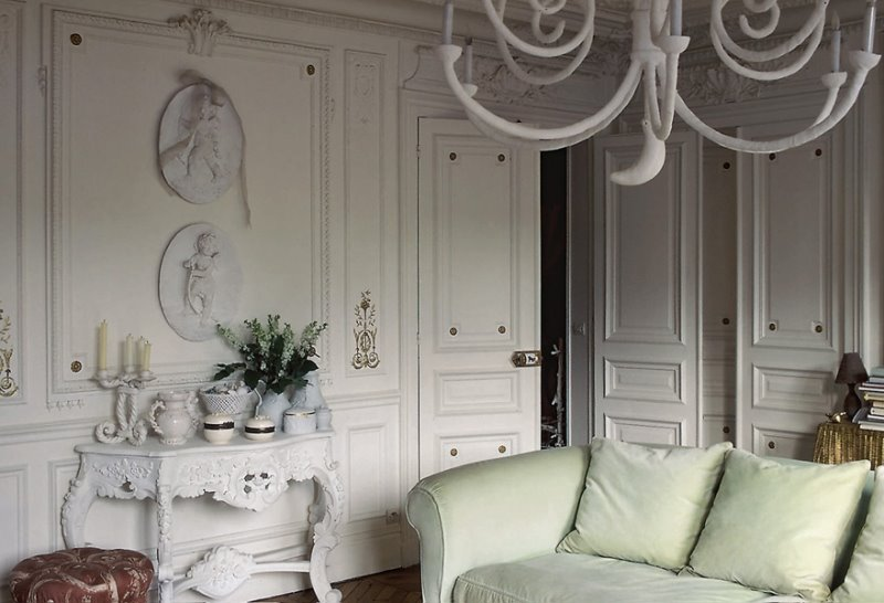 Shabby Chic Apartment