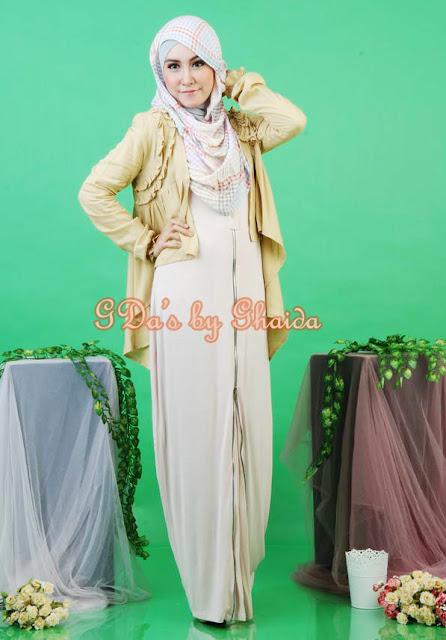 Photoshoot for Gda's by Ghaida - Jenahara