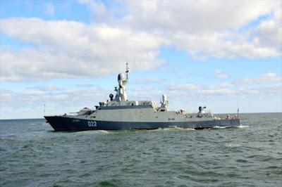 Rusia Kirim 2 Kapal Perang yang Dipersenjataii Rudal ke Laut Hitam