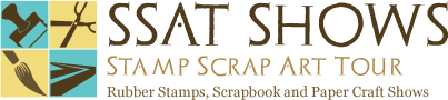 Stamp Scrap Art Tour