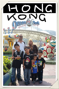 PERCUTIAN KE HONG KONG OCEAN PARK :