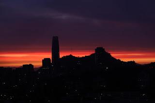 positivizando Santiago de Chile