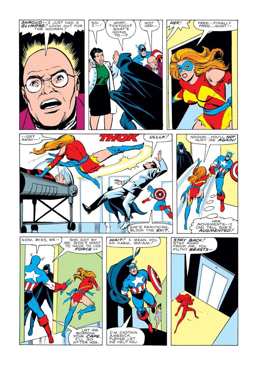 Captain America (1968) Issue #331 #260 - English 6