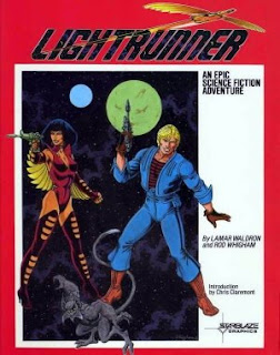 Lightrunner cover and Amazon link