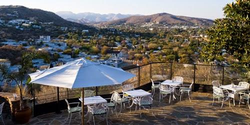 Hotel Thule Windhoek Namibia