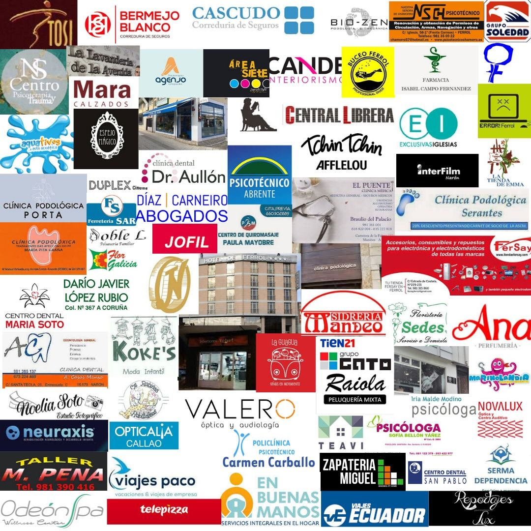 Todas las Empresas Amigas de ASCM