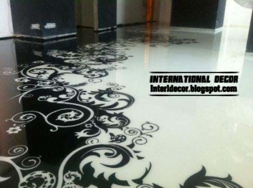 3D Floor Murals And Self Leveling Floors 3d Flooring 2017