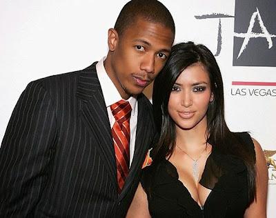 Kim Kardashian Nick Cannon funny