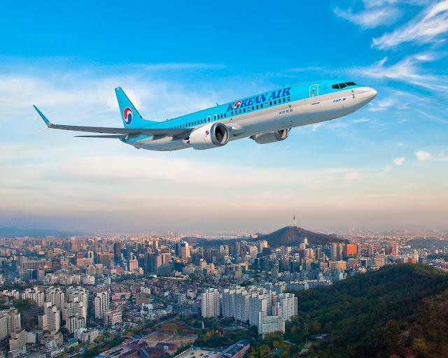 É MAIS QUE VOAR | Korean Air finaliza ordem para 30 737 MAX e dois 777-300ERs