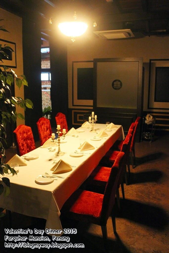 Best Fine Dining Farquhar Mansion Penang I Blog My Way