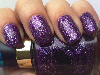 Laura Paige 43 Limited Edition Voodoo Violet Swatch