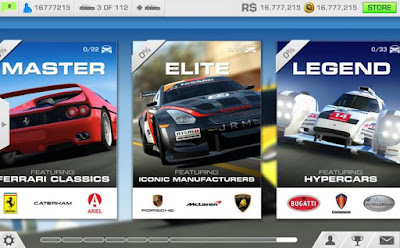 Download Real Racing 3 v3.6.0 Mod