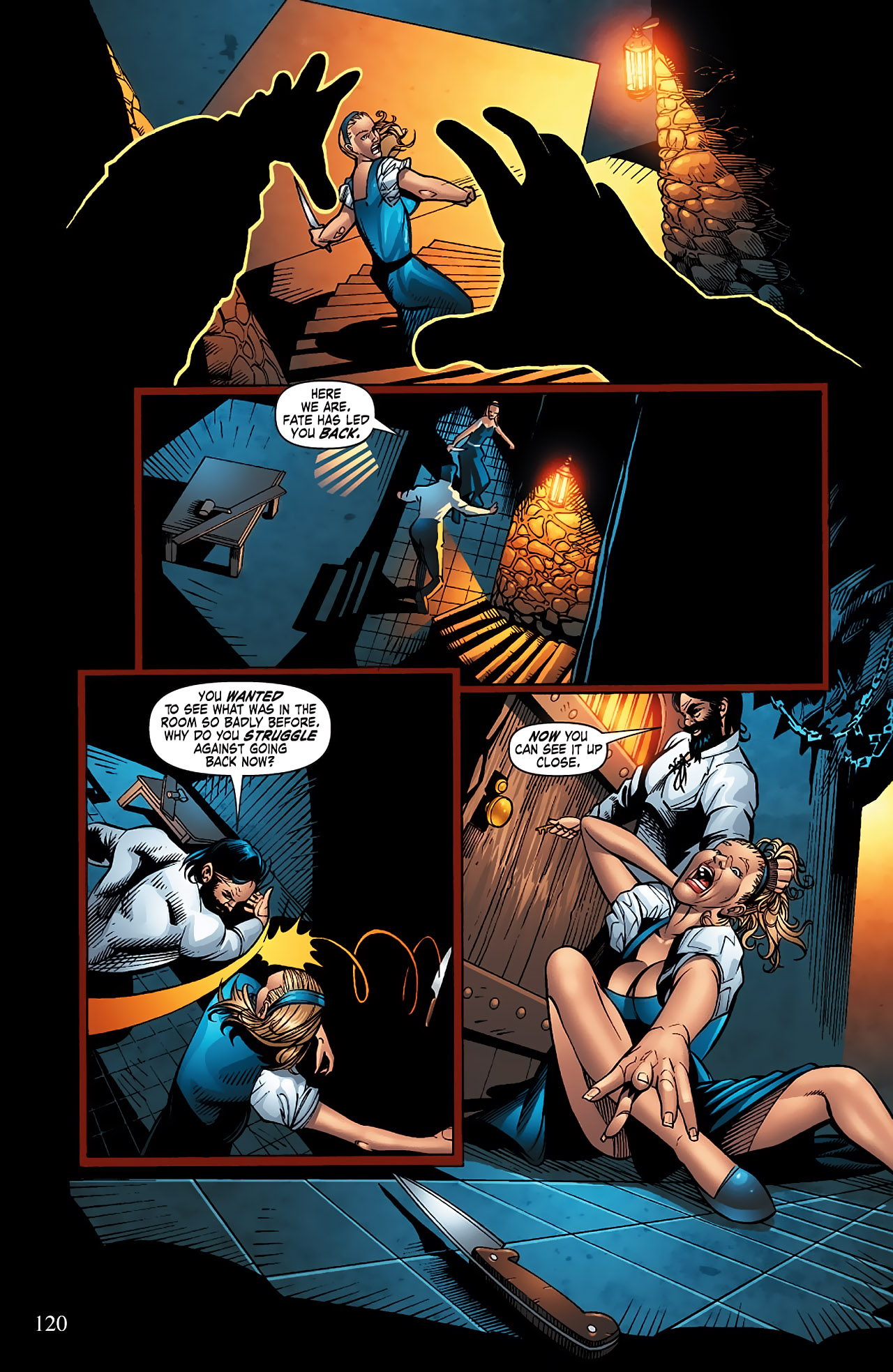 Grimm Fairy Tales (2005) Issue #11 #14 - English 17