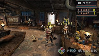 Download Games Monster Hunter Freedom 2 PSP ISO For PC