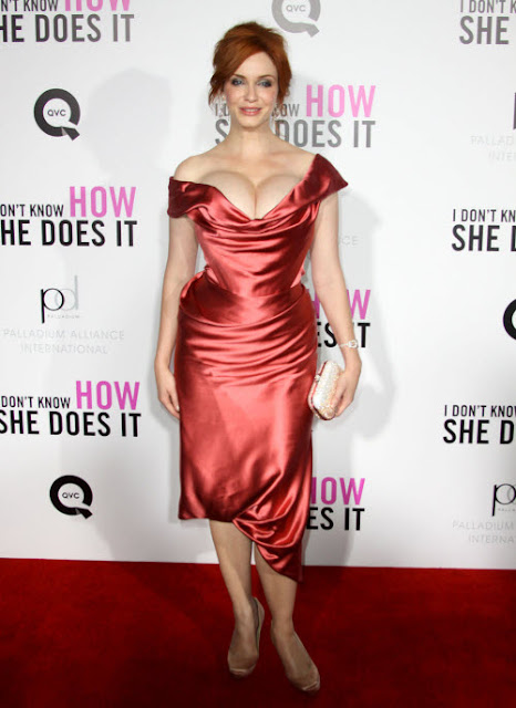 Christina Hendricks Hot