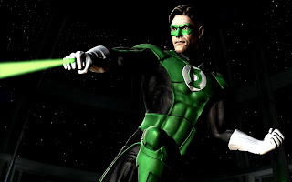 Green Lantern Ring HD Wallpaper