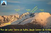 Pico del Lobo. Sierra de Ayllón