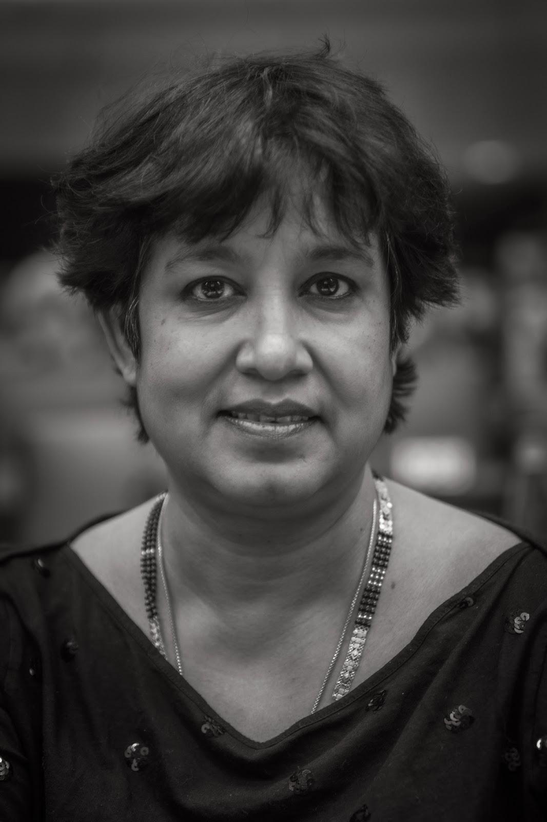 L'écrivaine Talisma Nasreen