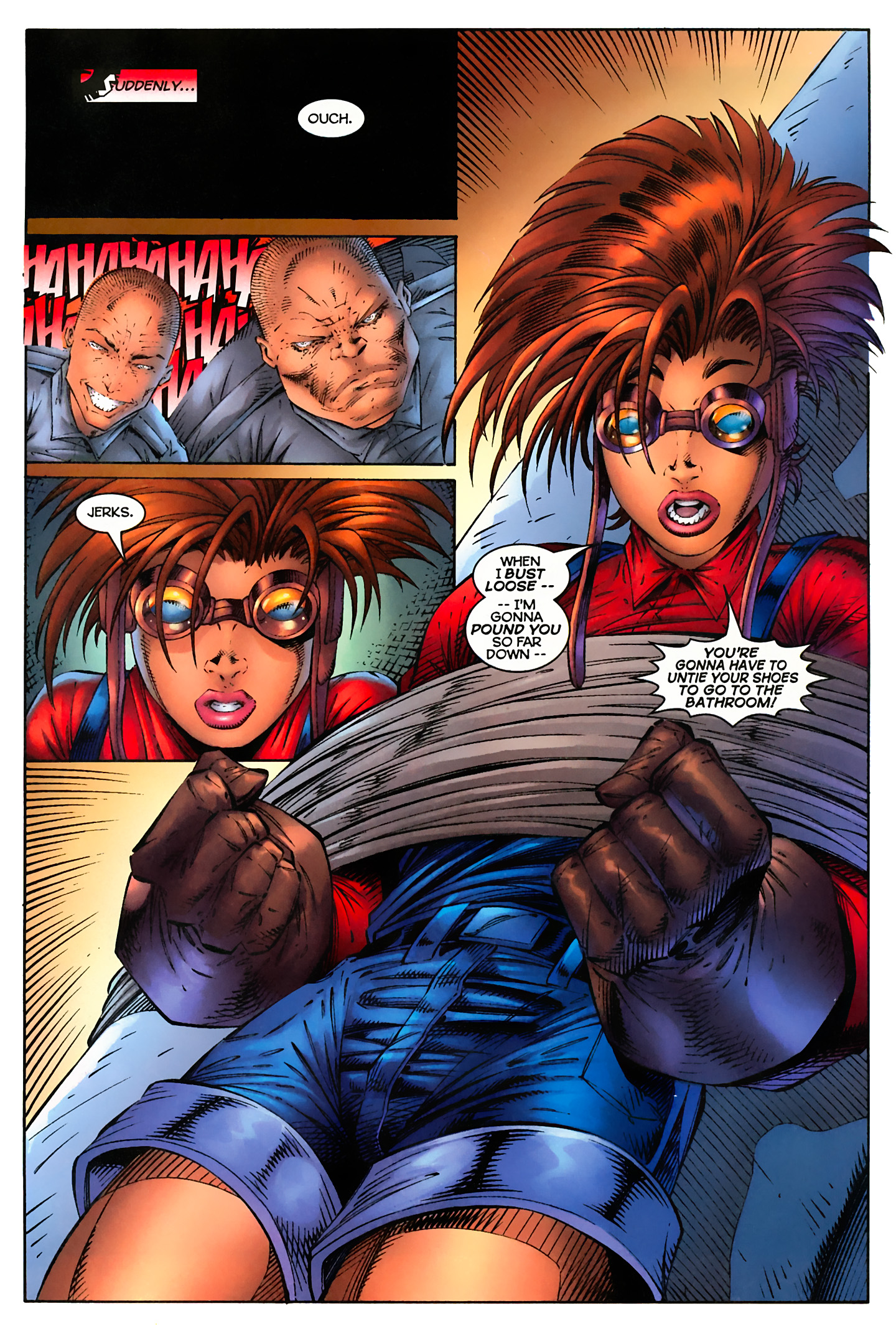 Captain America (1996) Issue #4 #4 - English 19