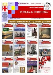 """Revista """"Puerta de Purchena"""" - Nº 28 - 2017-12-01"""