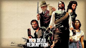 #9 Red Dead Redemption Wallpaper