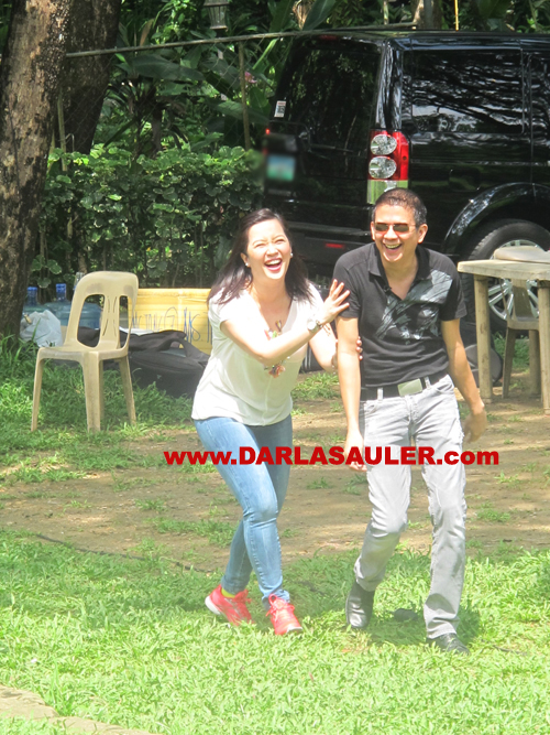 FIRST HERE : EXCLUSIVE PHOTOS! Tutukan ang first ever paghaharap nina