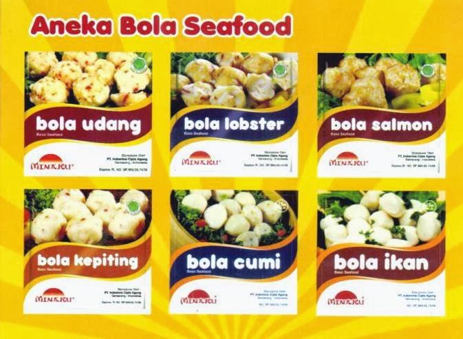 Depo Nugget.com: Aneka Bola Seafood dari Minaku