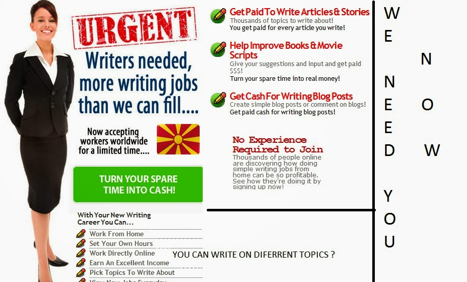 real writing jobs online Real writing jobs, by isaac klein and found at realwritingjobscom, is a scam website that charges freelance writers links to writing jobs that can be found elsewhere free, review.