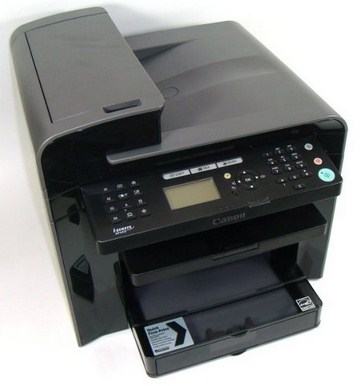 canon mp110 scanner software