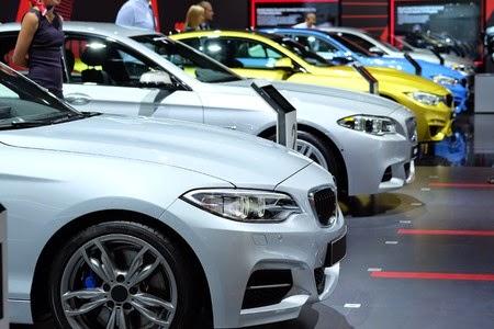Salón del Automóvil - Modelos coches -  Fenix Directo