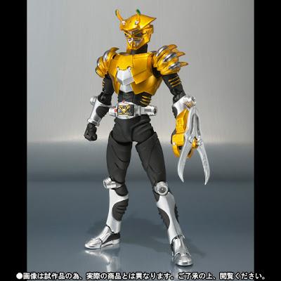 Bandai SH Figuarts Kamen Rider Scissors Figure