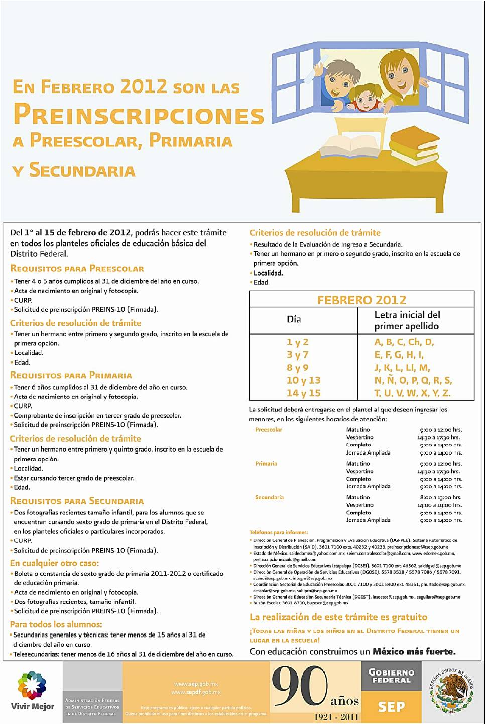"... Results for ""Inscripcion A Preescolar 2016 Df"" – Calendar 2015"