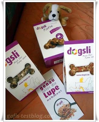 dogsli- Hundefutter