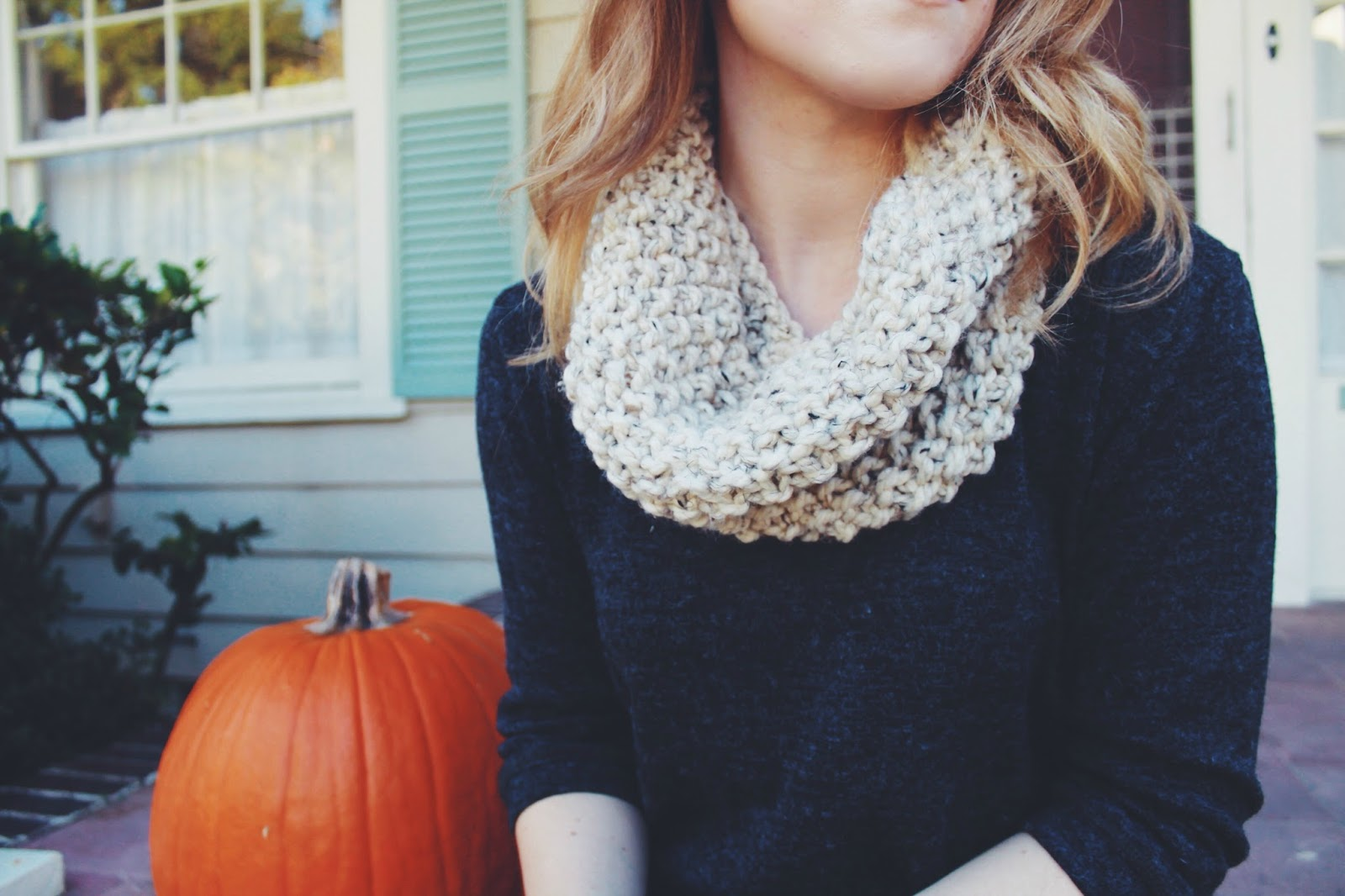 Staying Cozy with K.M. Hutton via Boone + Owl, cowl neck sweaters, knit boot cuffs, women's boot cuffs, knit cowl necks, christmas sales