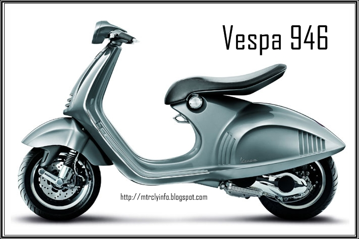 Specs Motorcycle Vespa 946 Will Be Introduced