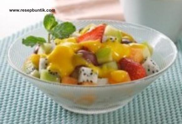 Cara Membuat Saus Salad Buah Mayonaise yang Enak dan Segar untuk Dijual