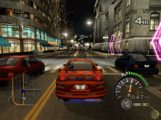 Street Racing Syndicate PC Games