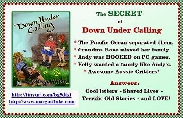 SECRETS and  LOVE. . . ALL in LETTERS  from DOWN UNDER